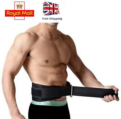CFR Pro High Quality Weight Lifting Body Building Training Back Support Gym Belt