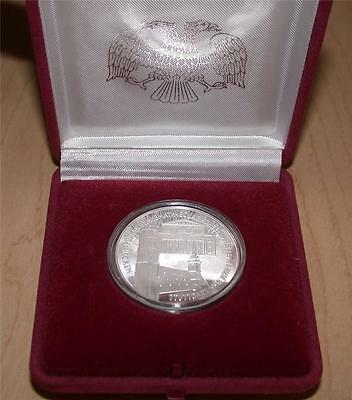 1993 Russia Bolshoi Ballet 3 Rouble Silver Proof Bullion Coin 1oz