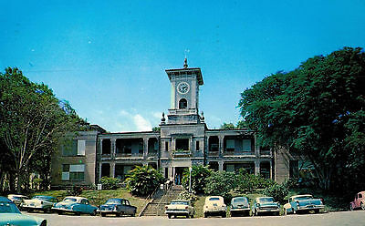 Mayaguez,Puerto Rico,College of Agriculture & Mechanical  Arts,Bldg.Used,c.1966