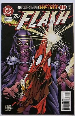 Flash #108 - 1st app. Savitar - DC Comics