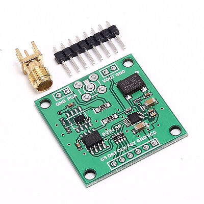 New 100% AD9833 DDS Signal Generator Module 0-12.5MHz Square