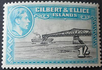 Gilbert & Ellice Islands 1943 1/- SG 51a mint