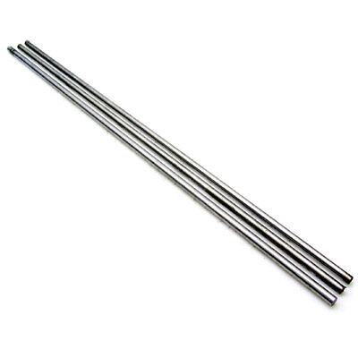 "Lot of (3) 1/2"" Dia x 36"" Long Stainless Steel Round Bar Lathe SS Rod Stock .50"""