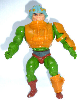 Masters of the Universe - Man-At-Arms - Actionfigur 80er He-man motu 80s