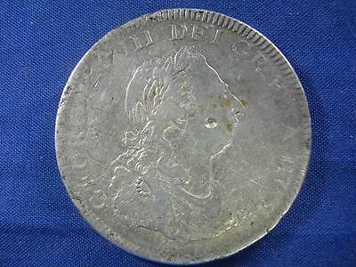 GREAT BRITAIN - 1804 Bank of England FIVE SHILLINGS/DOLLAR - host coin visible