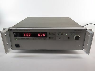 HP Agilent 6032A System Power Supply 0-60V 0-50A 1000W - Warranty and Tested