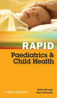 Rapid Paediatrics and Child Health by Helen A. Brough 9781405193306