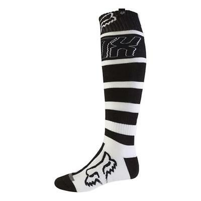 Fox 2017 Herren Motocross / MTB Socken - FRI FALCON THICK - schwarz Motocross En