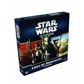 Star Wars The Card Game Edge of Darkness Brand New