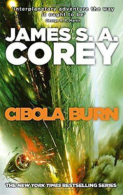 Cibola Burn: Book 4 of the Expanse, Corey, James S. A., New condition, Book