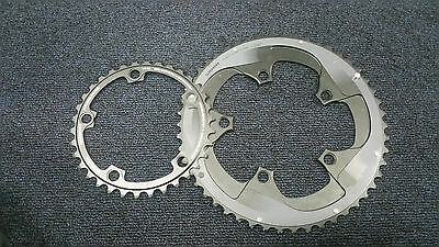 SRAM Force 22  50/34T 11 Speed 110mm PCD Chainring set
