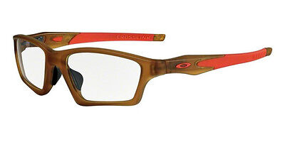 New Men Oakley Eyeglasses OX8033 CROSSLINK SWEEP Asian Fit 803303