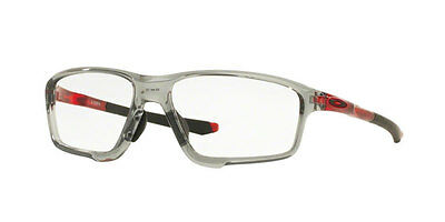 New Men Oakley Eyeglasses OX8080 CROSSLINK ZERO Asian Fit 808004