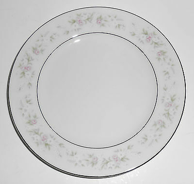 Fine China Of Japan Porcelain Maria Floral Bread Plate