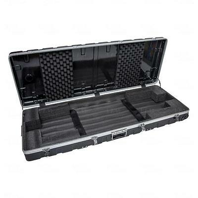 Titan AV Keyboard Hard Case 76 Key - ABS Instrument Road Case