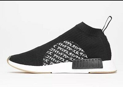 78010ba5f United Arrows   Sons x Adidas NMD City Sock Black Gum Size 11.5 MikiType  Boost