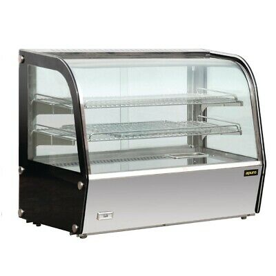 Apuro Heated Countertop Display Cabinet 100Ltr BARGAIN