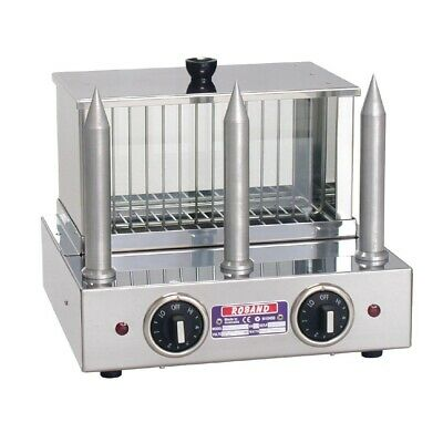 Commercial Roband Hot Dog And Bun Warmer M3