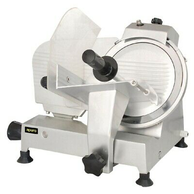 Apuro Meat Slicer 250mm BARGAIN