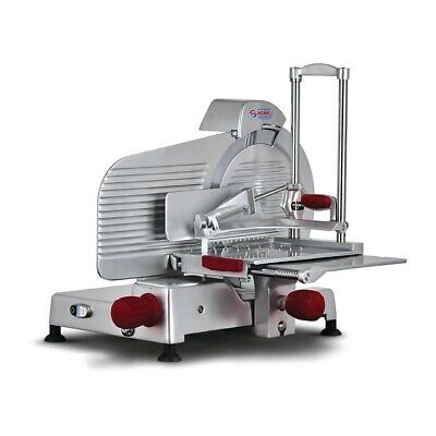 Commercial Noaw Manual Vertical Meat Slicer Cutter Butchery Butcher Ns300V