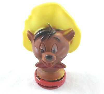 wb Speedy Gonzales Bottle Opener Figure Head Warner Brothers Looney Tunes bros