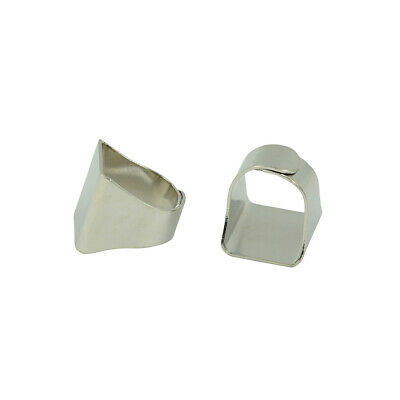 10pcs Adjustable Brass Ring Blanks Bases with Rectangle Pads Jewellery Findings