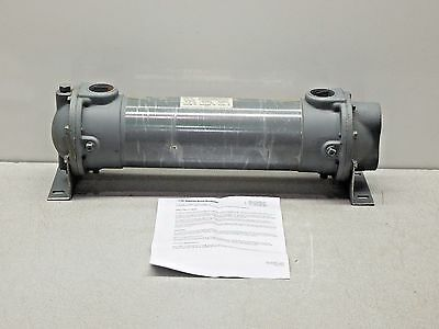 Rx-3346, New Young Touchstone F-502-Ey-2Pcnt Heat Exchanger. 150 Psi Max.