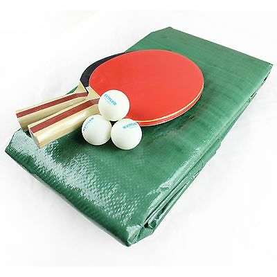 Kettler Outdoor Ping Pong Table Tennis Recreational Leisure Accessory Set