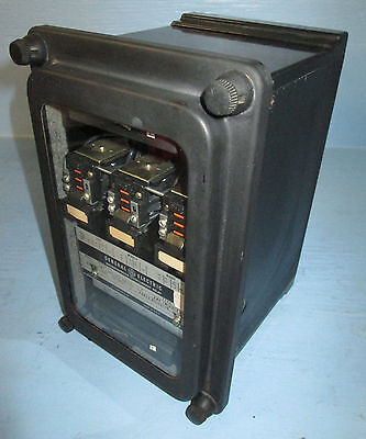 General Electric 12PJC32C23A Instantaneous Overcurrent Relay PJC 60Hz GE 1.5 Amp