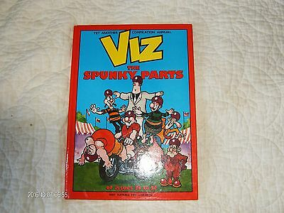viz book the spunky parts