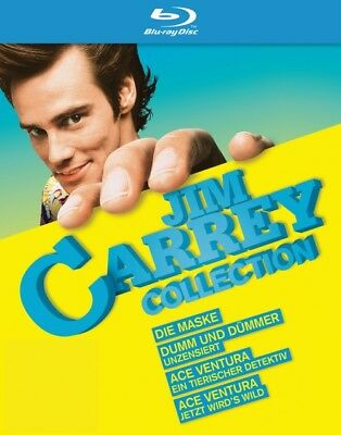 Jim Carrey Comedy Collection