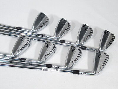 PXG 0311T TOUR Satin FORGED IRONS (3-PW) w/Project X 6.5 Steel X-FLEX