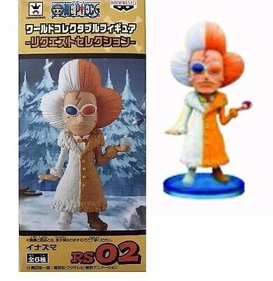 "One Piece Inazuma 3"" Figure Banpresto WCF Request Selection New MIB Mint"