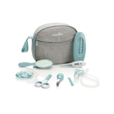 Babymoov Personal Care Kit and Baby Grooming Set (Aqua)