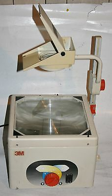 3M  Overhead Projector Model 1608  Dual Lamp Clean Works Perfect