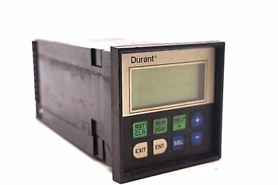 Used Durant 57601-402 Totalizer 57601402