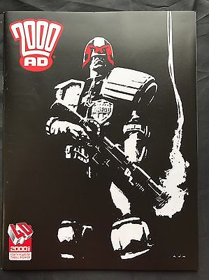 2000Ad 40Th Anniversary Special David Aja Variant Cover 2Nd Print