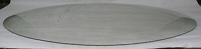 Original Convex Glass for Antique Picture Frame, Oval 19-1/2 x 13-1/2 in.