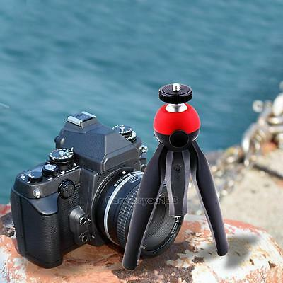 Mini Tripod Stand with Detachable Ball head 360° Rotation for DSLR Camera GoPro