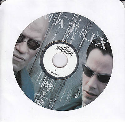 The Matrix (DVD, 2007, No Cover)