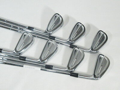 "NIKE VR FORGED PRO COMBO IRONS (4-PW) w/ KBS Tour-V 120 X-FLEX (+1/2"")"