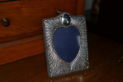 Antique Sterling Silver Hallmarked Picture Photo Frame