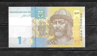 UKRAINE #116Ad UNCIRCULATED MINT 2014 NEW HRYVNIA PAPER MONEY BANKNOTE NOTE BILL