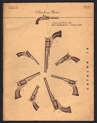 Jackson Arms Catalog No.13 - 1957