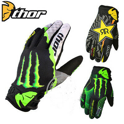 Cycling Full Finger Monster Gloves Bike Motorcycle Outdoor Sports Gloves