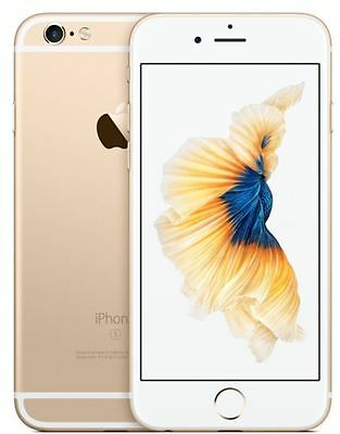 Apple iPhone 6S Plus 6 Plus 128GB GSM Factory Unlocked Gray Silver Gold Rose E3