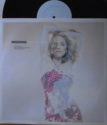 "MADONNA ~ American Pie ~ 12"" Single PS"