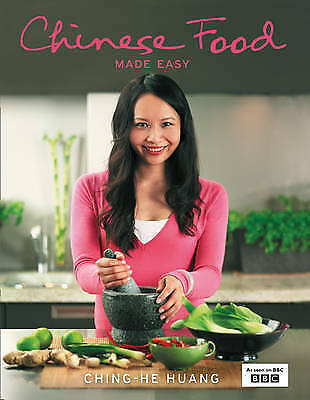 Chinese Food Made Easy, Ching-He Huang, New Book