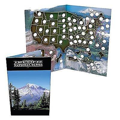 national park quarter collection book New