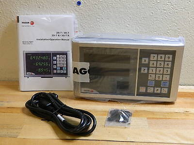 Fagor Digital Readout 2-Axis DRO Display for Lathes 20i-T